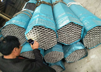 6000mm Hastelloy Pipe , C22 Stainless Steel Tubing Chlorination Systems Supply